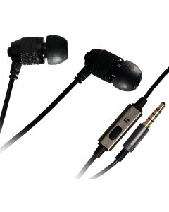 "Short Buds + Mic, 22"" Armband Length Stereo Earbuds (In-Ear)"