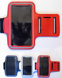 Cell Phone Armband for iPhone 6, Samsung S3/S4/S5