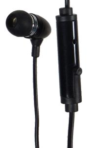 Noise Isolating Earbud with Mic (In-Ear w/ Mic)