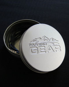 Far End Gear Carry Tin